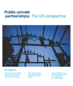 Public-private partnerships: The US perspective