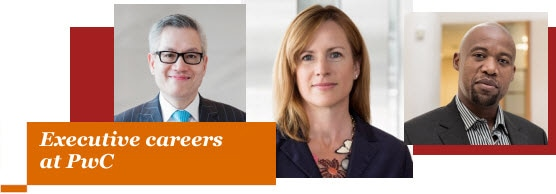 US Careers - Executive careers at PwC
