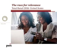 2016 US Retail & Consumer Total Retail Survey cover