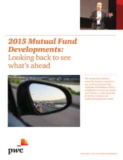 2015 MutualFund Developments: Look back to see what's ahead cover