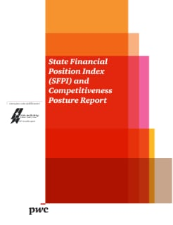 State Financial Position Index (SFPI) and competitiveness posture report cover