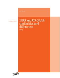 IFRS and US GAAP: similarities and differences - 2015 edition cover