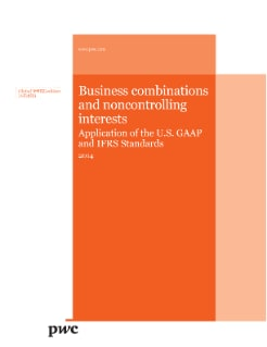 Business combinations and noncontrolling interests - 2014 global second edition (February 2016)