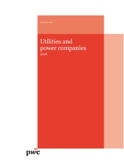 Accounting guide: Utilities and power companies – 2016 edition cover