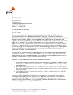 pwc cover letter