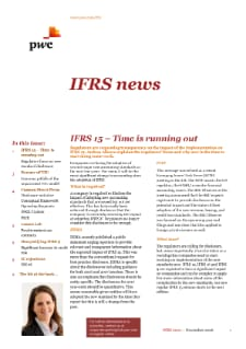 ifrs vs u.s. gaap essay The accounting for research and development costs under ifrs can be significantly more complex than under us gaap.