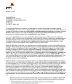 PwC comments on FASB's proposed ASU: Insurance Contracts