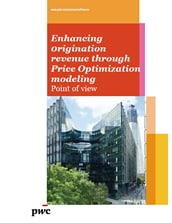 Enhancing origination revenue through price optimization modeling