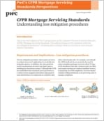 CFPB Mortgage Servicing Standards: Understanding loss mitigation procedures