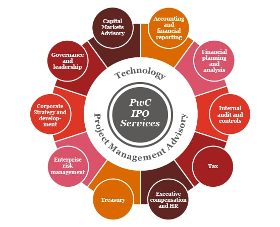 Steps to ipo pwc