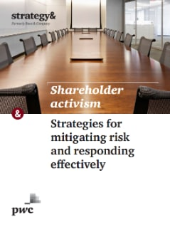 Shareholder Activism: Strategies for mitigating risk and responding effectively