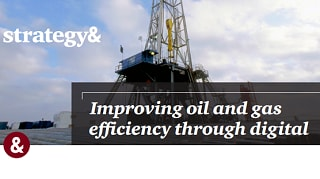 Improving Oil and Gas Efficiency through Digital