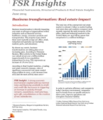FSR Insights: Business Transformation: Real Estate Impact
