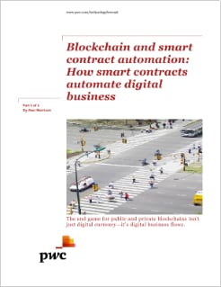 How smart contracts automate digital business