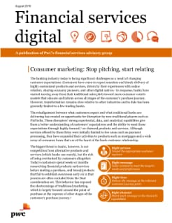 Consumer marketing: Stop pitching, start relating