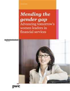 Mending the Gender Gap: Advancing Tomorrow's Women Leaders in Financial Services
