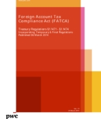 PwC formatted versions of NRA withholding (IRC Chapter 3) and FATCA (IRC Chapter 4) regulations