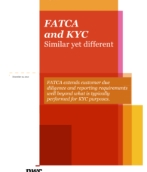 FATCA and KYC: Similar yet different