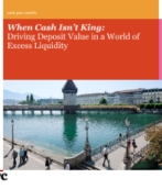 When Cash Isn't King: Driving Deposit Value in a World of Excess Liquidity