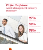 17th Annual Global CEO Survey: Asset Management Industry Summary