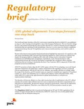 AML global alignment: Two steps forward, one step back