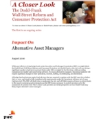 Impact On Alternative Asset Managers