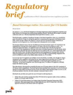 Basel leverage ratio: No cover for US banks