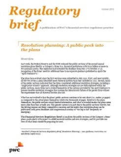 Resolution planning: A public peek into the plans