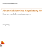 Financial services regulatory practice: How we can help asset managers