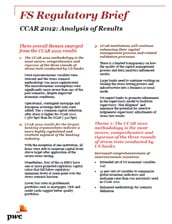 CCAR 2012: Analysis of results