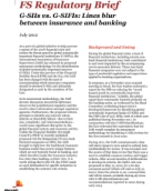 G-SIIs vs. G-SIFIs: Lines blur between insurance and banking