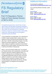FS regulatory brief