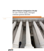 2014 Patent Litigation Study