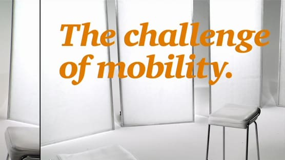 The challenge of mobility.?
