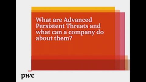 What are Advanced Persistent Threats and what can a company do about them?