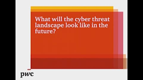 What will the cyber threat landscape look like in the future?