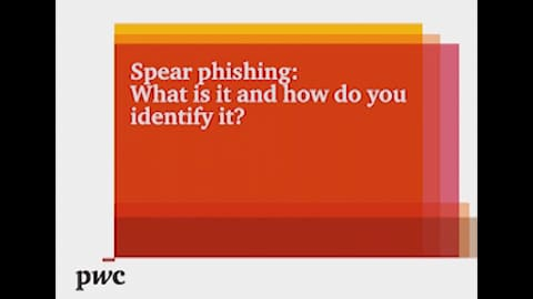 Spear phishing: What is it and how do you identify it?