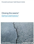 Closing the seams: Developing an integrated approach to health system disaster preparedness