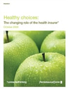 Healthy choices: The changing role of the health insurer
