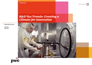 Pharma and Life Sciences Tax News: Vol. 10, No. 8: R&D Tax trends: Creating a climate for innovation