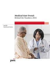 Behind the numbers: Medical cost trend 2015
