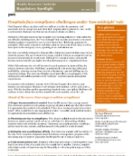 HRI regulatory spotlight: Hospitals face compliance challenges under 'two-midnight' rule