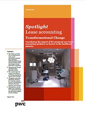 Spotlight Lease Accounting: Transformational Change