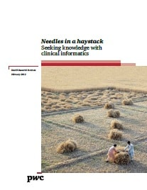 needles in a haystack: Seeking knowledge with clinical informatics