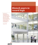 MoneyTree: Biotech soars to record high
