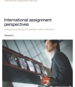 International assignment perspectives: Volume 4