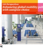 Enhancing mobility policies with assignee choice