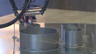 Factory of the Future: Additive manufacturing