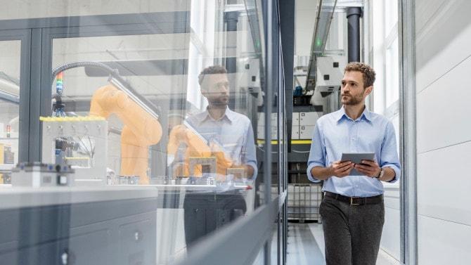 Manufacturing technologies: PwC