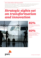 2014 Global Airline Survey: Strategic sights set on transformation and innovation